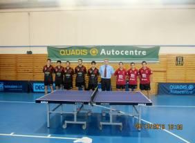 Partit Super Mataró vs C.E.R